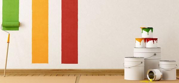 dicas para pintar uma parede