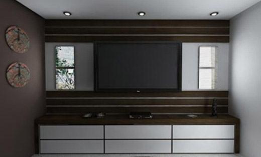 Dicas de Construção e Pintura Como Projetar uma Sala de TV?