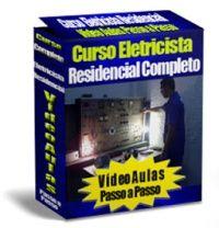 Curso de Eletricista Residencial em Vídeo e PDF